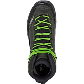 SALEWA Hike Trainer GTX Mid Kengät Miehet, black out/green
